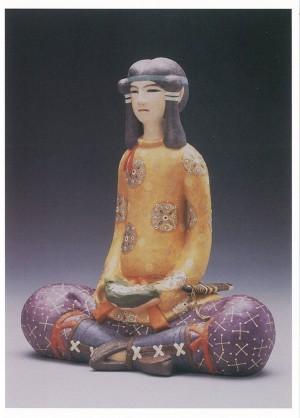 (21)鹿児島寿蔵「有馬皇子」