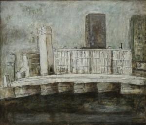 菱川辰也「風景/Susaki bridge」2007年(参考作品)