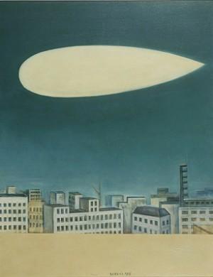 阿部金剛「Rien No.1」1929年、当館蔵