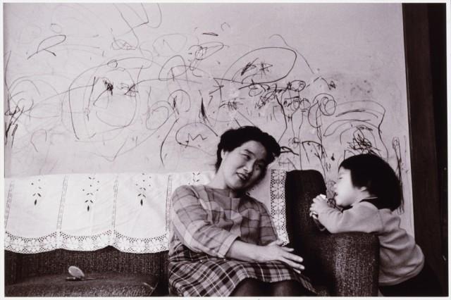 《片岡球子》1964 当館蔵