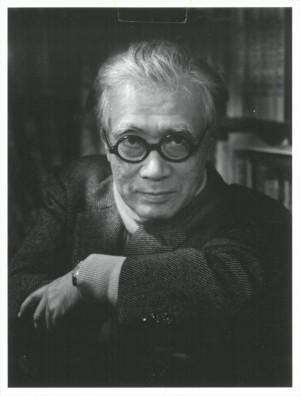 《Portrait of Katayama Setsuzo》1981
