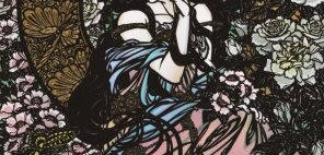 倪瑞良「薔薇色の季節」1999年