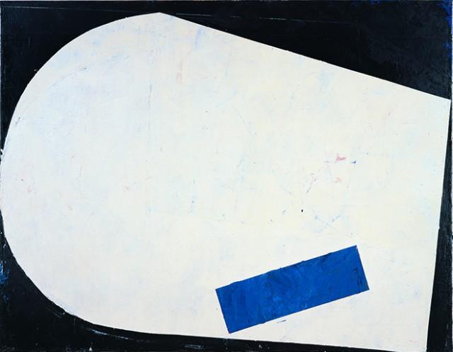 古川吉重「L3-5」1986年、埼玉県立近代美術館蔵