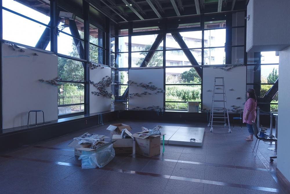 黒田 久美子 ねずみ/MICE 2001-2016 制作風景