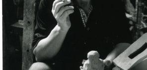 山口睦男「小田部泰久氏」1983年、個人蔵